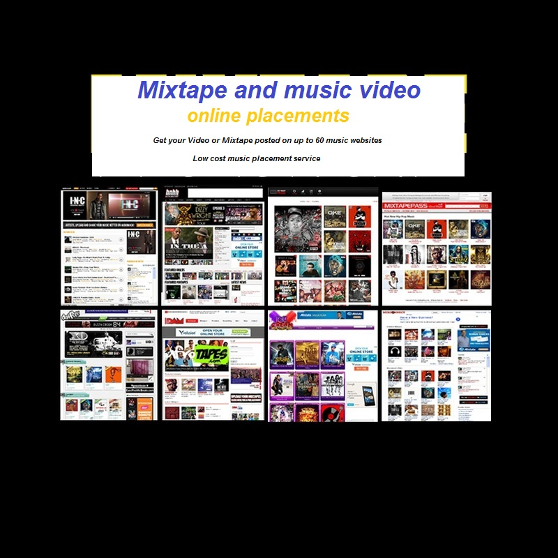 Do it Yourself Online Music Promotion  List of Over 250 Music websites to  submit music - mymusicmylife com