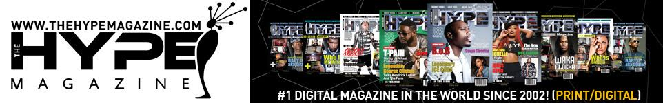the hype magazine banner