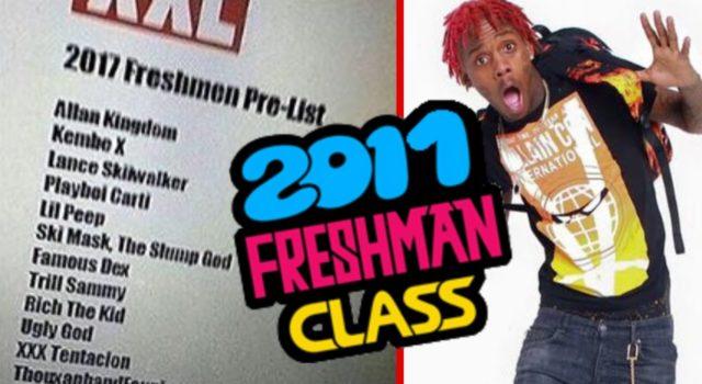 xxl 2017 freshman