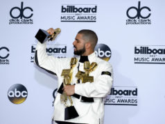 Drake-Billboard-Music-Award-trophies