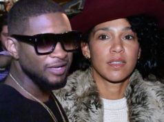 Update Ushers Wife Is Standing By Him During 20 Million Herpes Lawsuit