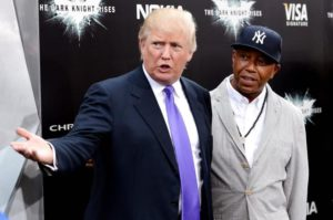 russell simmons and donald trump