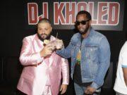 dj khaled and diddy
