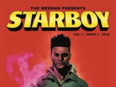 the weeknd comic book starboy