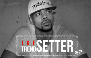 "Rapper I.K.E Introduces New App To Promote His ""Trendsetter EP"""