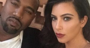 kim and kanye west